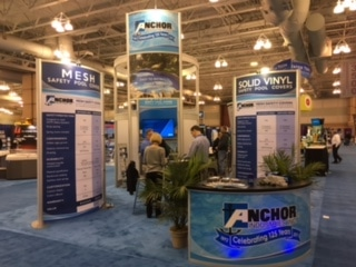 Anchor industries makes a splash axiom for Pool and spa show atlantic city 2016